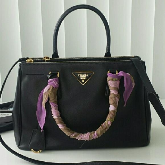 bd33f527924 Prada Bags   Saffiano Lux Tote Bag   Poshmark